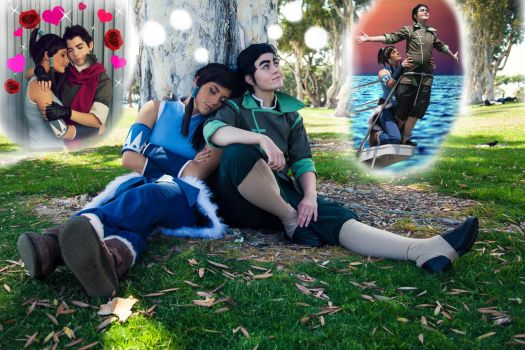 Korra: My Heart Will Go On by TemaTime
