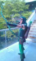 Otakon 2011: Green Arrow by Y0-Mama
