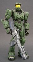 Master Chief 5 by Jin-Saotome