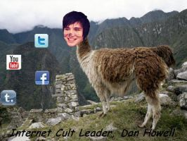 Danisnotonfire, Internet Cult Leader by XxDidgeridooxX