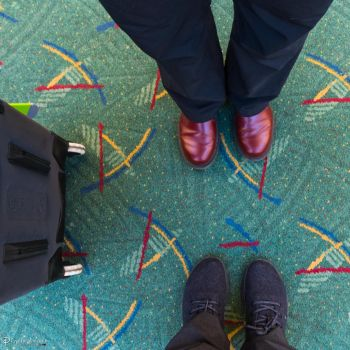 Feet in PDX by CyclicalCore