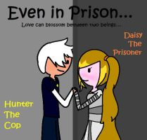 The Cop And The Prisoner by Ask-Daisy-The-Hybrid