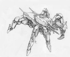 Mechs by animationchambers