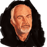 Sean Connery by archvermin