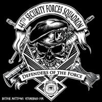 447th Security Forces Squadron by vitaminrad