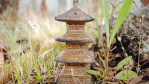 Miniature Temple by 10nguduy