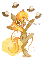 Brownie~! by Ipun
