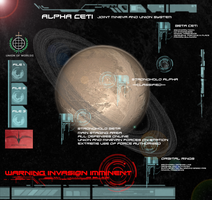 Anc Planet Profile: Alpha Ceti by EmperorMyric