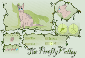 The-Firefly-Valley | Tulip | Mender | by indesomniac