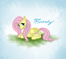 Pony Challenge: Fluttershy by xTechnologiic