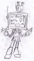 Emi the TV by Sonic-chaos