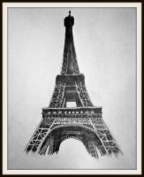 Tour d'Eiffel by AnnaBubblegum