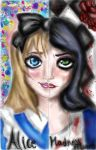 alice,madness returns by NENEBUBBLEELOVER