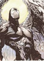 Spawn Wings of redemption by Rhod13