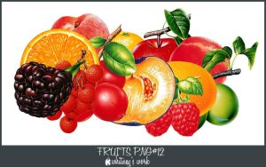 Fruit PNG by Kmhwhitney