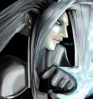 sephiroth final fantasy 7 by kika1983