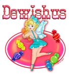 Hard Candy Fruit Balls Fairy by Dewishus