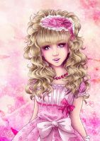 Mademoiselle Rose by clefchan