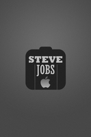 Steve Jobs Wallpaper by unbrok3n