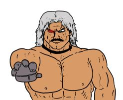 Omega Rugal by Agent-Jin