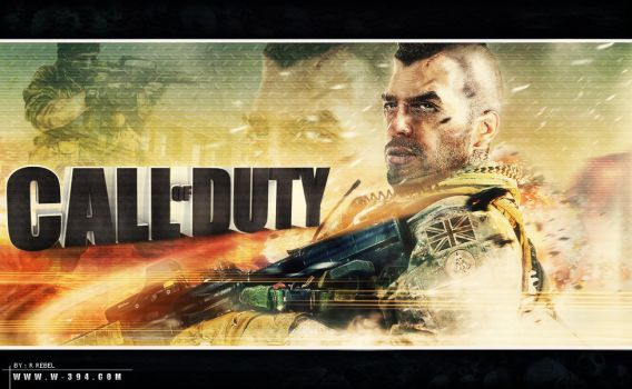 Call Of Duty 3d 2012 by RAED-DES