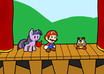 Paper Mario: Thousand Year Door: Best partner by IDSmehlite