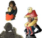 chronologically impossible doodles by camiluna27