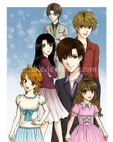 Skip Beat Colored- Fanime09 by rinicake
