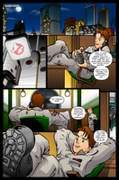 GHOSTBUSTERS: PPE - Issue 1 by kingpin1055