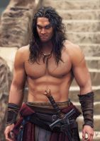 Conan the barbarian. by jodeee