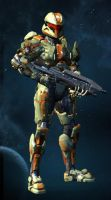 My Spartan MK 4 by madmick2299