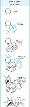 How to Draw a Lucky Chime ! by burrdog