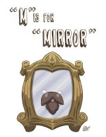 M Is For Mirror by OtisFrampton