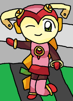 Roll Exe by thegamingdrawer