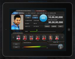 T20 BID Application by graphicsnme