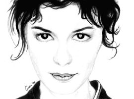 Amelie by f-anne-tastic