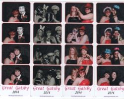 Prom 2014 PHOTO BOOTH FUN by peppermix14