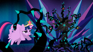 Princess Twilight Sparkle and the Tree of Plunder by DashieMLPFiM