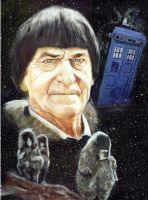 The Second Doctor by solman1