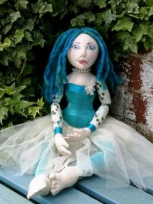 Flower Fairy for sale by TaylorMadeMagpie