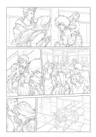 Night Wolf Comic Book Issue #1 Page 12 by bokuman