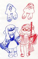 YOUR A SQUID NOW, YOUR A GEM NOW !!! by TaintedTruffle