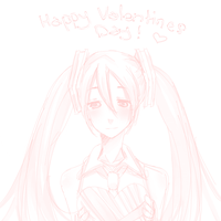 Happy Valentines Day! ovo by PotatoesLove