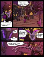 Insecticons : Survival 33 by EnvySkort