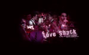Glee Love shack wallpaper by toshpond