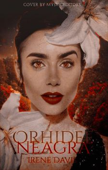 Orhidee Neagra- Lily Collins by Jess104
