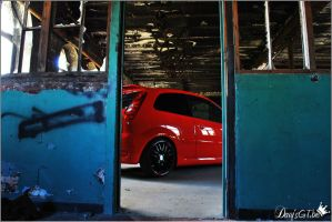 Ford Fiesta Shoot 4 by DavysGT