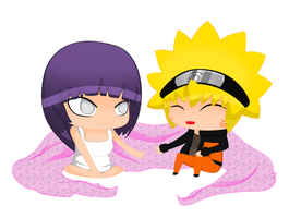 naruhina -request- by SaulyJames