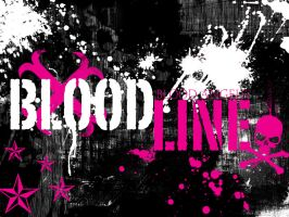 BloodLine Wallpaper by Drowner