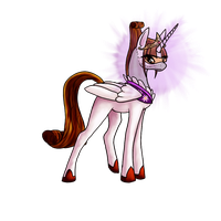 Request: Shalulia Alicorn by Baka-Inu-Ninja